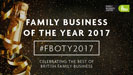 Family Business of the Year finalist logo